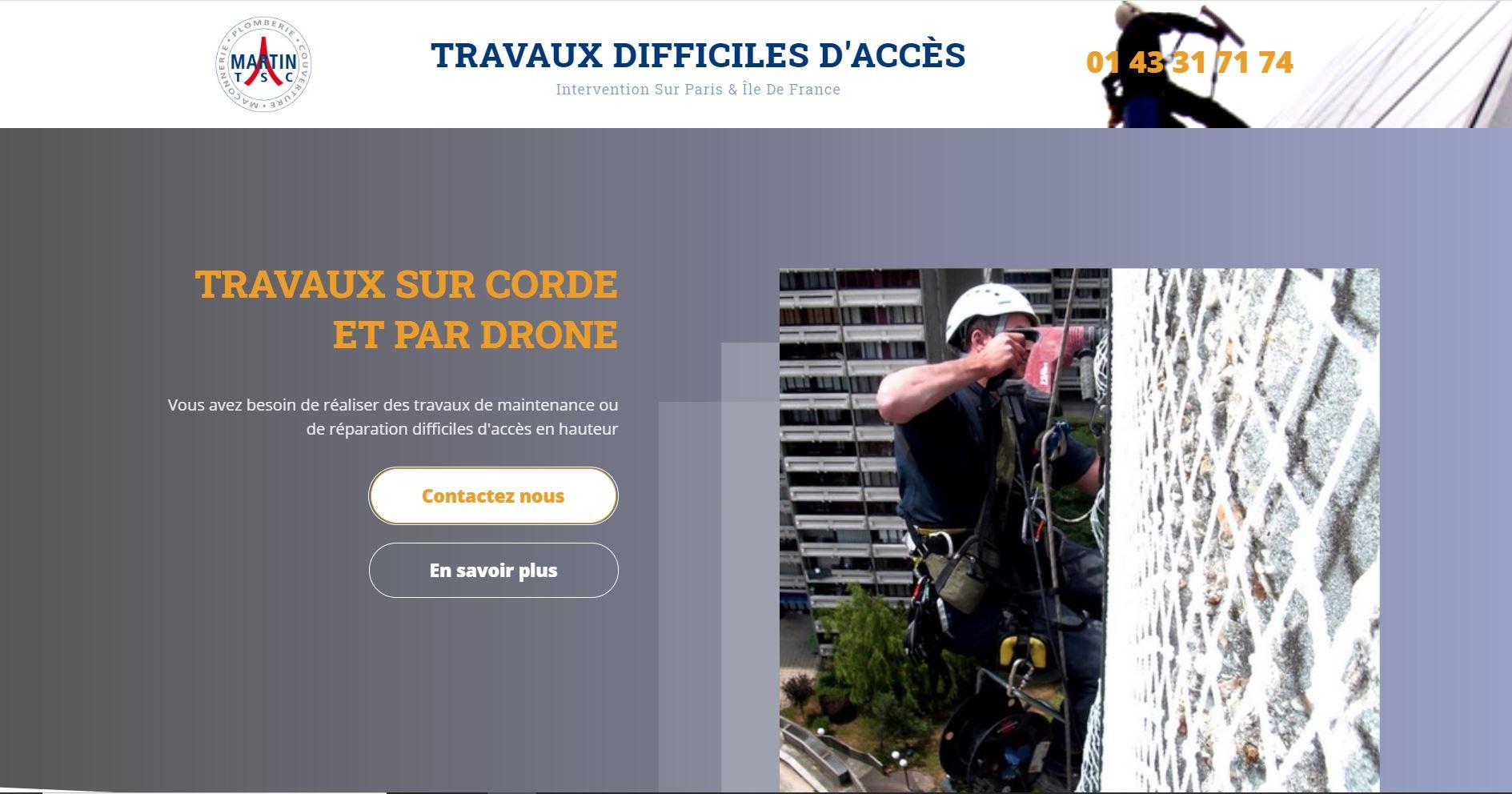 Site web cordiste